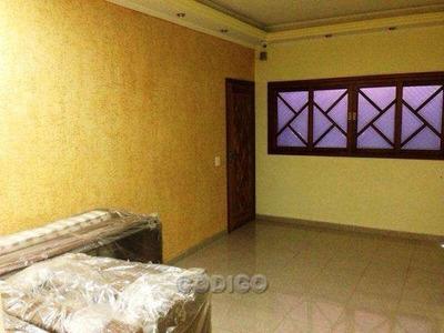 Casa 3 Dormitórios 6 Vagas - Continental Ii - 282c-1