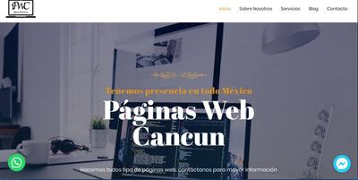 Diseño Desarrollo Páginas Web