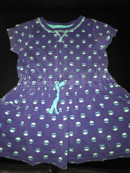 Vestido Carters Talla 3t