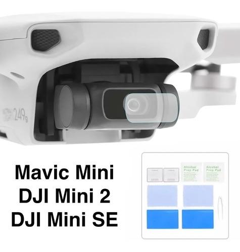 Imagen 1 de 8 de 2 X Protector De Lente, Camara Dji Mavic Mini Y Mini 2