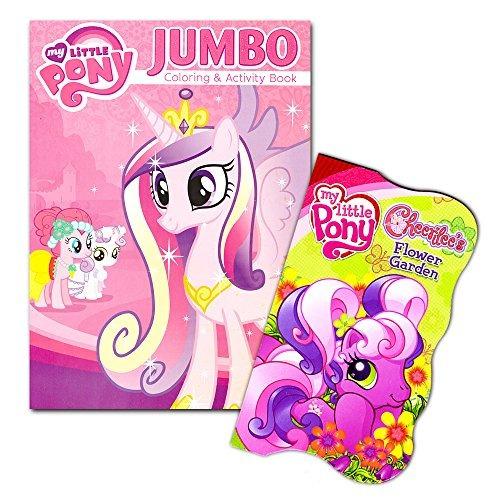 Libro Para Pintar Y Dibujar Para Nenas My Litte Pony En