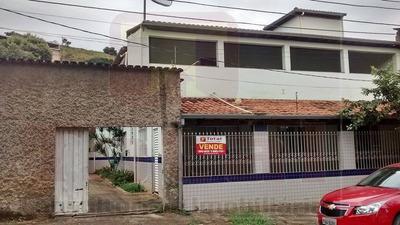 Casa Para Venda, 4 Dormitórios, Iguaçu - Ipatinga - 192