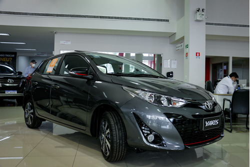 Toyota Yaris Hatch 1.5 S Cvt (flex)