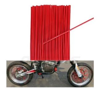 Set Cubre Rayos Motocicleta 72u Colores Oferta Rma Motos
