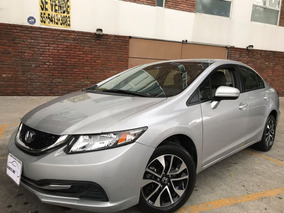 Honda Civic 1.8 Ex Mt 2014