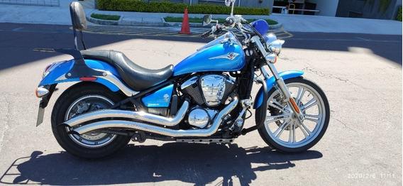 Kawasaki Vulcan Vn900 Custom 2010