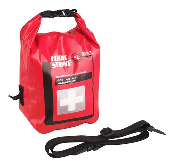 5l Ao Ar Livre Kit De Primeiros Socorros Médicos À Prova D