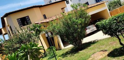 Casa Em Capim Macio, Natal/rn De 385m² 4 Quartos À Venda Por R$ 545.000,00 - Ca210533