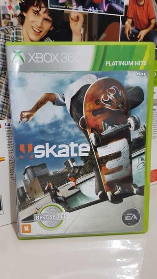 Skate 3 Xbox 360 Midia Física Original Pronta Entrega