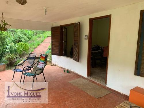 Imagem 1 de 15 de Casa Em Palmares  -  Paty Do Alferes - 3157