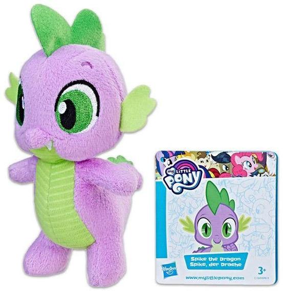 Spike Pelúcia Pequena My Little Pony