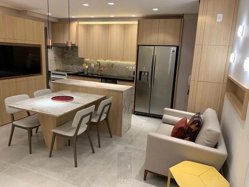 Imagem 1 de 15 de Apartamento Alto Padrão 2 Dorm. No Brooklin !! - Ap-4902-2