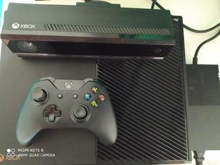 Xbox One 500gb, Kinect, Un Mando.