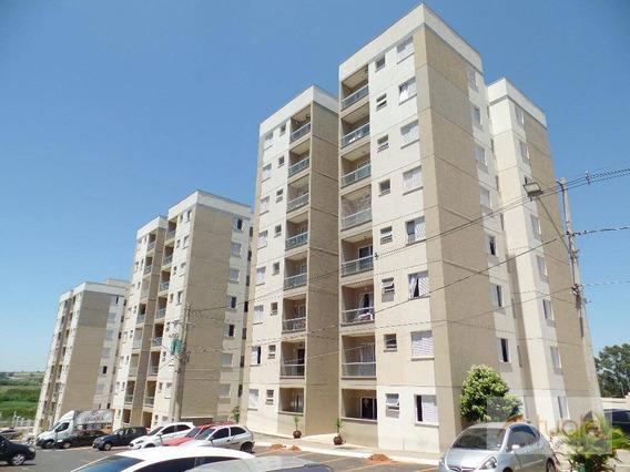 Apartamento Com 2 Dormitórios À Venda, 51 M² - Condomínio Portal Primavera - Hortolândia/sp - Ap6348