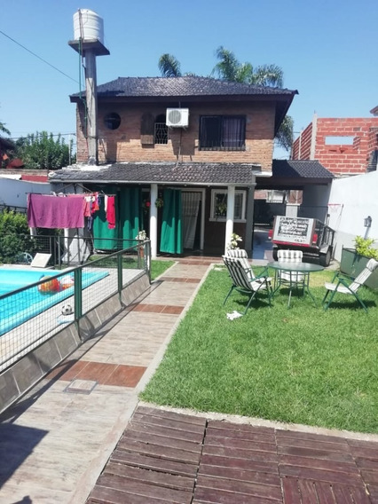 Casa 4 Ambientes En José C. Paz