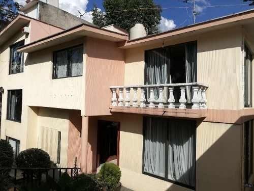Casa En Venta En Jardines Del Ajusco, Excelente Ubicación