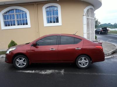 Nissan Versa Sv