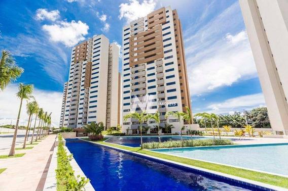 Apartamento Com 3 Quartos À Venda No Central Park Por R$ 400.000 - Neópolis - Natal/rn - Ap0608