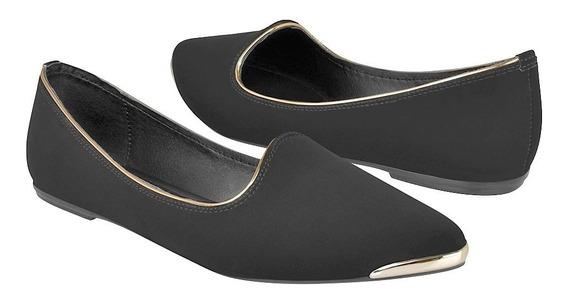 Zapatos Casuales Para Dama My Clasben 181348-03-96-5 Negro