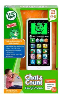 Leap Frog Smart Phone Scout Emoji