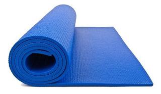 Mat Yoga Tapete Ejercicio Colchoneta Gimnasio Pilates Estera