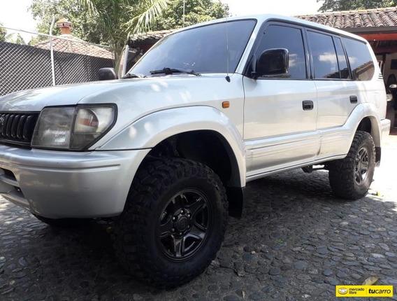 Toyota Prado Vxa 3.4 At 4x4