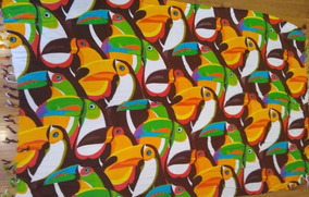 Cangas De Praia Araras,pássaros, Tucanos- Brasil
