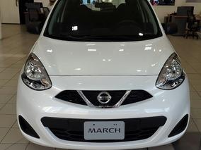 Nissan March Active Manual 107cv 1.6 0km 2018 4