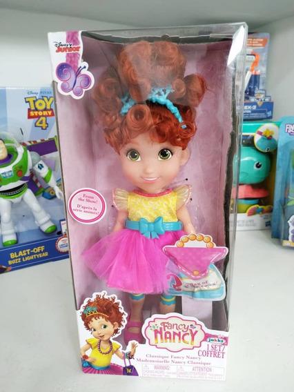 Muñeca Fancy Nancy Con Cartera Sorpresa
