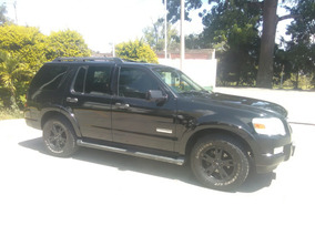 Ford Explorer Xlt Limited 4.0 7 Puestos
