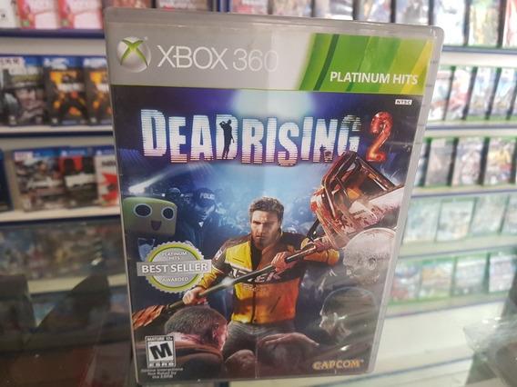 Dead Rising 2 Usado Original Xbox 360 Midia Fisica