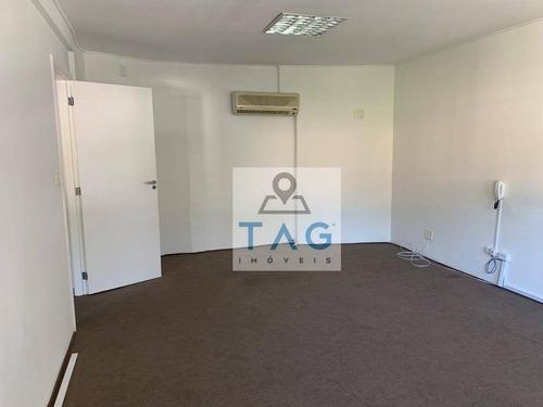 Sala Para Alugar, 70 M² Por R$ 1.800,00/mês - Grupo Residencial Do Iapc - Campinas/sp - Sa0020
