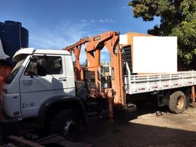 Caminhão Vw Worker 17180 4x2 (toco) 2010/2011 Com Munck