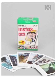 3 Twin Pack Instax Mini Film (60 Fotos)