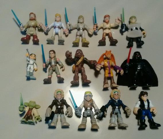Star Wars Y Marvel Galactic Heroes $60 C/u