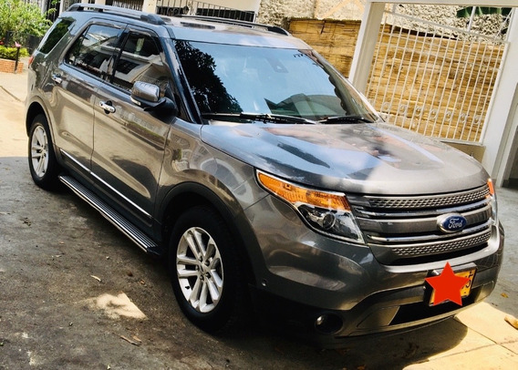 Ford Explorer Limited 2014 Full Condiciones Poco Kilometraje