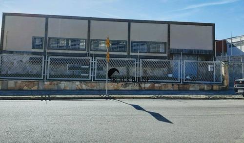 Galpão Para Alugar, 1478 M² Por R$ 15.000,00/mês - Além Ponte - Sorocaba/sp - Ga0133