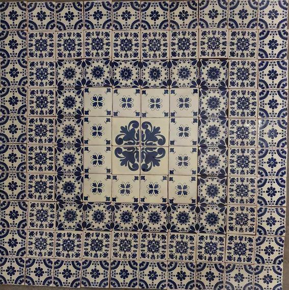 Taprte De Azulejos Talavera