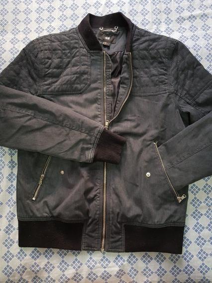 Jaqueta Azul Escuro (h&m)