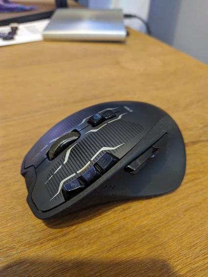 Mouse Gamer Logitech G700s Com E Sem Fio + Frete Gratis