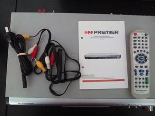 Reproductor De Dvd Premier