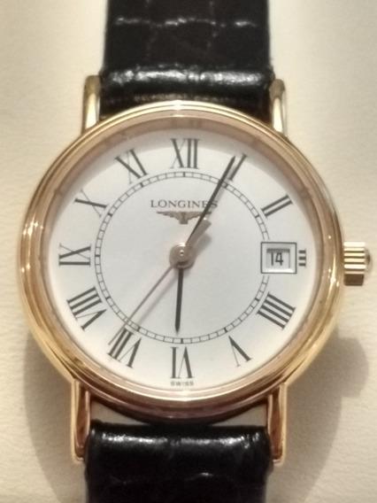 Reloj Longines Présence Para Dama De Cuarzo (l4.136.2)