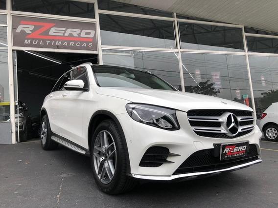 Mercedes Benz 2018 Glc 250 Top De Linha 9.800 Km Impecável