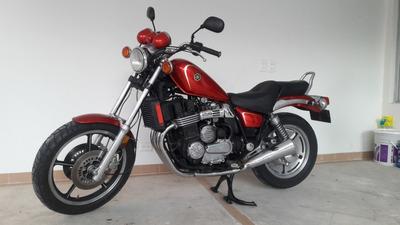 Moto Clásica Yamaha Maxim-x 700 Cc