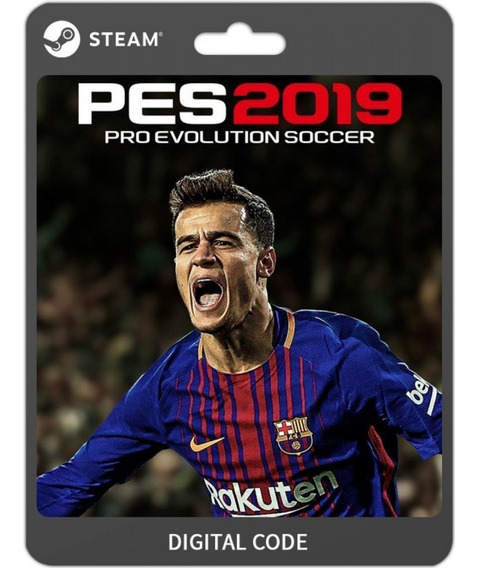 Pes 19 (2019) | Cd Key Steam | Original Pro Evolution Soccer