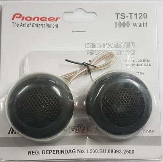 Mini Tweeter Pioneer 1000w Porta Coluna 4 Ohms Tweter = Mtx