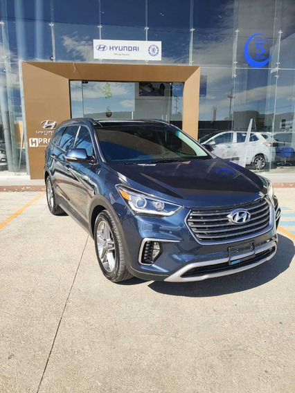 Hyundai Santa Fe 3.4 Limited Tech At 7 Puertas