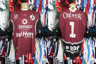 Joinville 2013 Camisa De Goleiro Tamanho Gg Número 1.