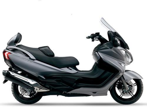 Suzuki Burgman Executive 650 Não Vem Mais Agora Ak 550