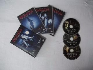 Dvd - Serie Damages Glenn Close Primeira Temporada Completa